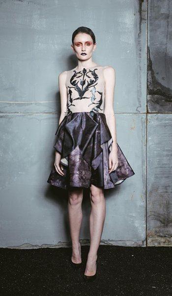 Haljina-sa-svilenim-drapiranim-donjim-dijelom