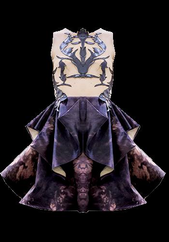 Haljina-sa-svilenim-drapiranim-donjim-dijelom-prod