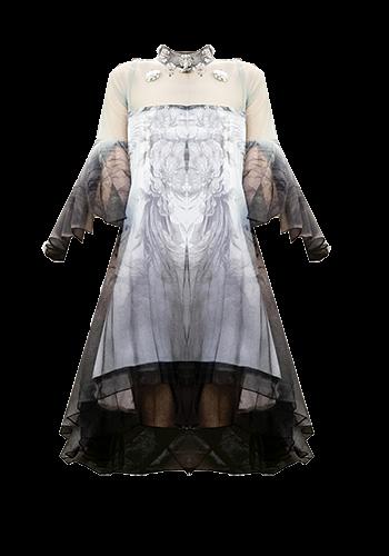 Plisirana-haljina-od-organdija-prod