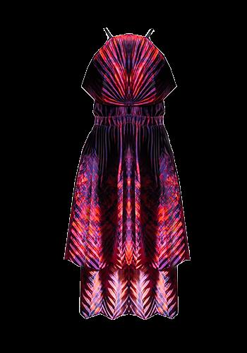 Plisirana-slojevita-haljina-prod