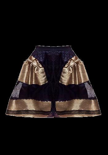 Suknja-u-kombinaciji-zlatne-svile-prod