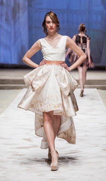Svilena-asimetrična-haljina