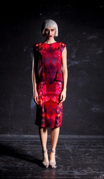 Zvonasta-haljina